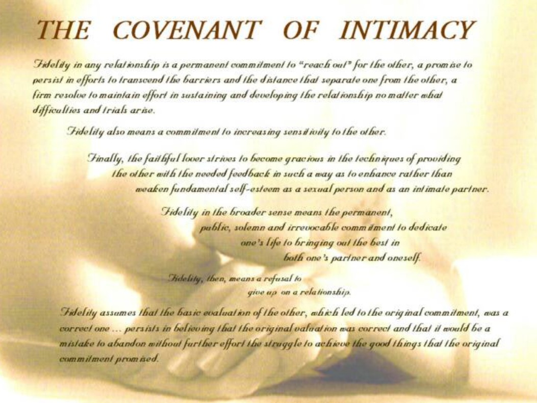 covenant relationship In the book of exodus, readers find the beginnings of the formalized covenant relationship between the israelites and their god after crossing the red sea in their escape from egypt, the israelites find themselves lost in the wilderness for 40 years.