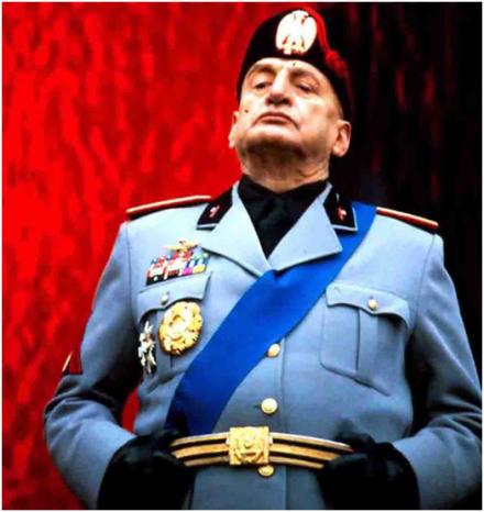 mussolini doctrine of fascism essay