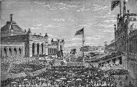 American Centennial Exposition 1876
