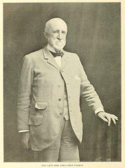 Courtlandt Parker 1818- 1907
