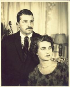 Ferdinand C. Latrobe III [1916-1987] & Katharine [1920-2003] - 1960