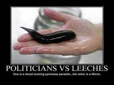 Political Leeches