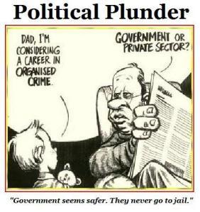 political-plunder