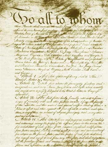 ArticlesConfederation
