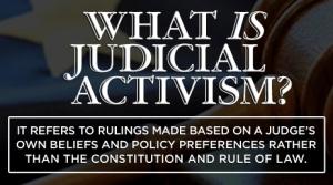 JudicialActivism