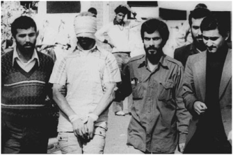 One of the hostages in the Iranian hostage crisis