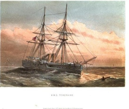 HMSTEMERAIRE