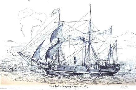 India Company Ship