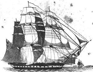 USS United States 1797