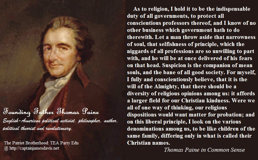 an opinion on thomas paines views on government monarchy and future Module 3: thomas paine's common sense and thomas jefferson and the declaration of independence jwplayerkey=h76uwym8wmewihov2eadtkwaiwul4fsclqs9xrhglna= jwplayer.
