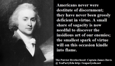 John Quincy Adams Quote Concerning Americans