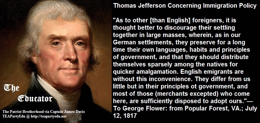 Foundation Truths History It Has Been Said Is: thomas jefferson quotes