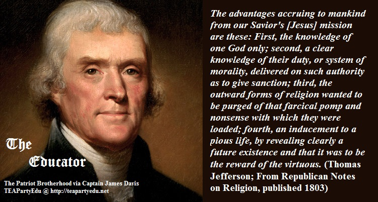 jefferson muslim Thomas jefferson & radical islam's war the tentacles of radical islam go all the way back to thomas jefferson a western power would bombard muslim port.